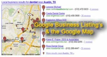 googlebizlistingmap
